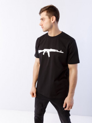 Футболка AK BS Black Star Wear
